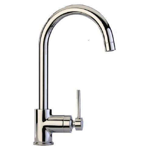 Paini Cox Randy Lever Monobloc Kitchen Mixer Tap